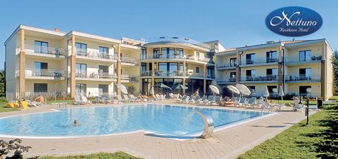 Wohnungen Gardasee Nettuno Residence Hotel