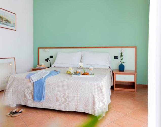 Doppel- oder Zweibettzimmer für 2 Personen