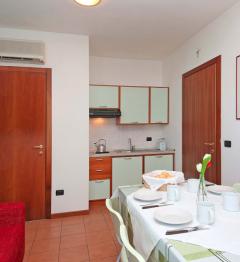 3-Raum-Apartments für 4-6 Personen (ca. 50qm) ...