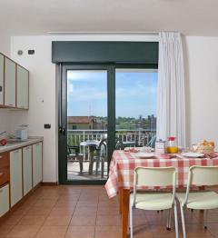 2-Raum-Apartments für 2-4 Personen (ca. 45qm) ...