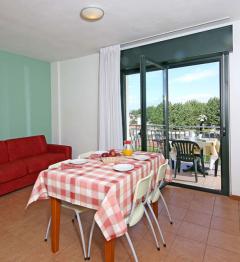 1-Raum-Apartments für 2-4 Personen (ca. 25/30qm) ...